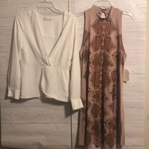 Altard state dress and top